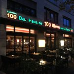 Foto de Haus der 100 Biere