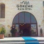 Foto de Goreme Kaya Hotel