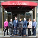 Our knowledgable and friendly team at Hotel Providence.
