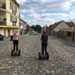 SEGWAY EXPERIENCE: Segway and E-Scooter Tours Foto