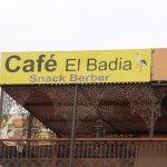 Foto van Cafe Palais El-Badi
