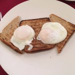 Poached egg - Breakfast