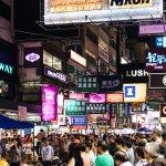 Busy Mong Kok