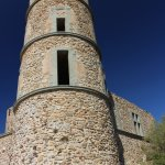 La tour du château.