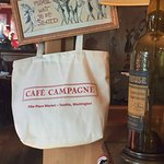 Cafe Campagne--Pikes Market Seattle