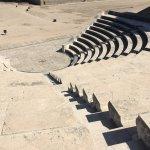 The Acropolis of Rhodes Foto