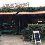 Schleusenkrug Biergarten--Mitte im Tiergarten
