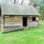 original 1790s slave house