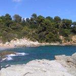 plaża Cala Boadella
