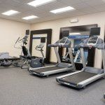 Our state of the art fitness center is open 24/7 and features Precor machines.