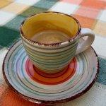 Coffee at Corzano e Paterno