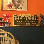 Thai Table Foto