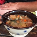 Appetizer soup--very good