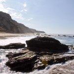 Crystal Cove's stunning beach