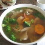 Large Wor Wonton Soup