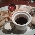 French Dip Sandwich W/ French Fries