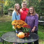 Fall in New Hope is a beautiful season to stay at our New Hope Bed & Breakfast Inn, Wedgewood In