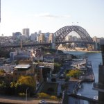 Harbour Bridge from 18th Floor