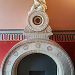 Fireplace in the Hall at Holmwood House