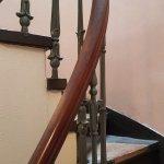 Servants stairs