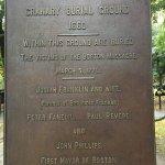 Foto de Granary Burying Ground