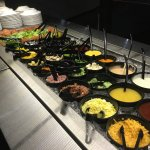 All You Can Eat Salad Bar!