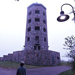 Tower Early in AM