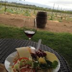 Lunch at Andretti Winery