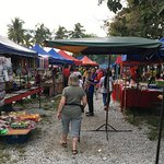 Langkawi Night Markets. Open from 1800 - 2200Hrs.  6pm - 10pm.