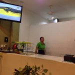 Falafel House Bali Interior