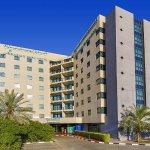 Arabian Park hotel Facade