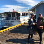 Friday Harbor lunch time