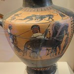 Example of pottery 530-520 BC