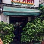 The restaurant is opposite Bercos