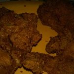 Perfectly seasoned (Crispy) Fried Chicken