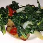 Kale & Potato Side Dish