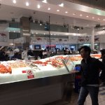 Wide Selection of Seafood