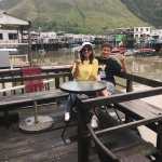 Nice place to visit old town in Hong Kong Tai O ... Must stop by Cafe Solo to try the best best