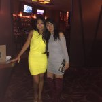 Fabulous evening out with loved ones at the Panevino's by the McCarren Airport Las Vegas!