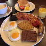 New items on the breakfast