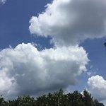 Beautiful weather at Dubare Elephant Camp
