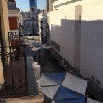 View at calle de Preciados