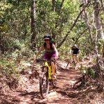 Harley's Falls bike n hike tour