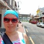 me on the street