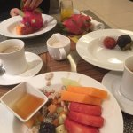 Photo de Shangri-La Hotel, Qaryat Al Beri, Abu Dhabi