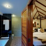 Private Deluxe Triple Bed Room
