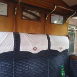 First Class Carriage for an extra 2 pounds