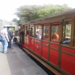 Beautifully restored carriages