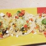 veg tacos