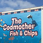 Bild från The Codmother Fish & Chips